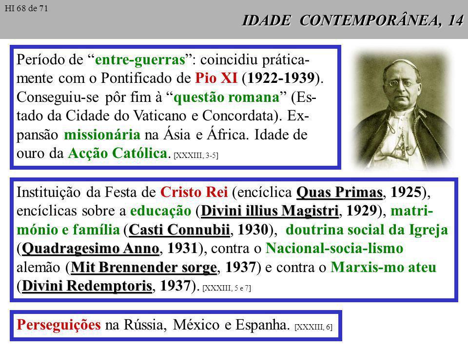 Perseguições na Rússia, México e Espanha. [XXXIII, 6]